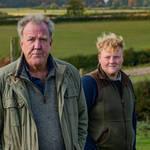 Kaleb is the star of Clarkson's Farm alongside Jeremy