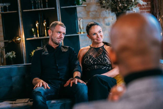 Franky was criticised for his his hard exterior by the MAFS UK experts