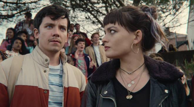 Sex Education's third season is now on Netflix
