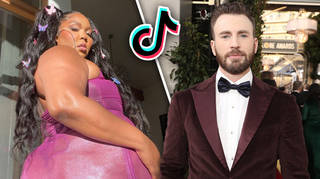 Lizzo has the idea to feature in a film with Chris Evans