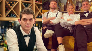 Merlin explained how he shared his cancer diagnosis with his First Dates friends