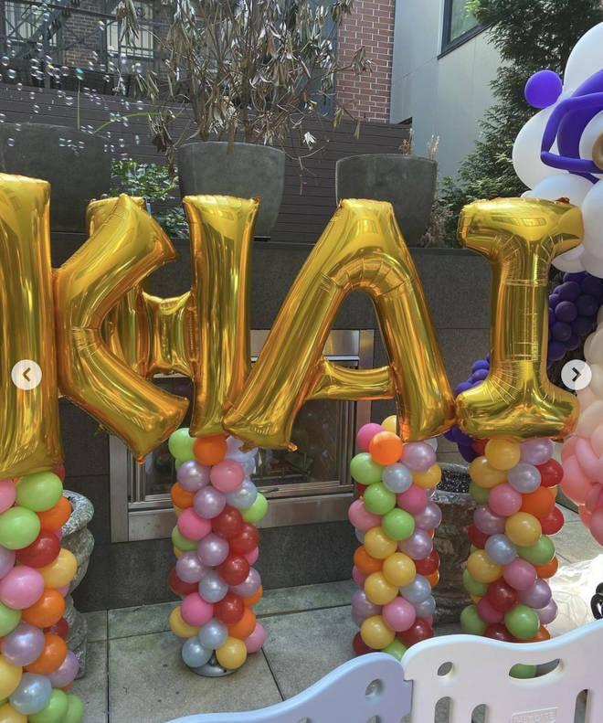Gigi and Zayn threw Khai's first birthday at their NYC apartment