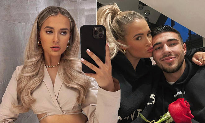 Molly-Mae Hague has apparently been asked to settle Tommy Fury's 'bar tab'