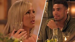 MAFS UK: Morag claimed Josh had slid into her DMs