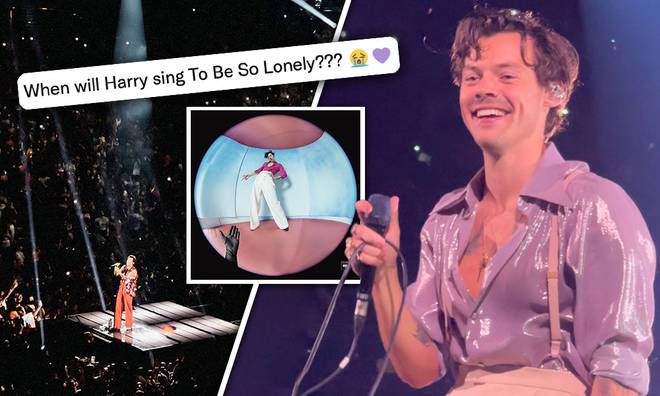 Harry Styles left the 'Fine Line' tune off his setlist