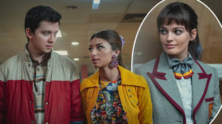 Sex Education series 3 sees Otis and Ruby dating