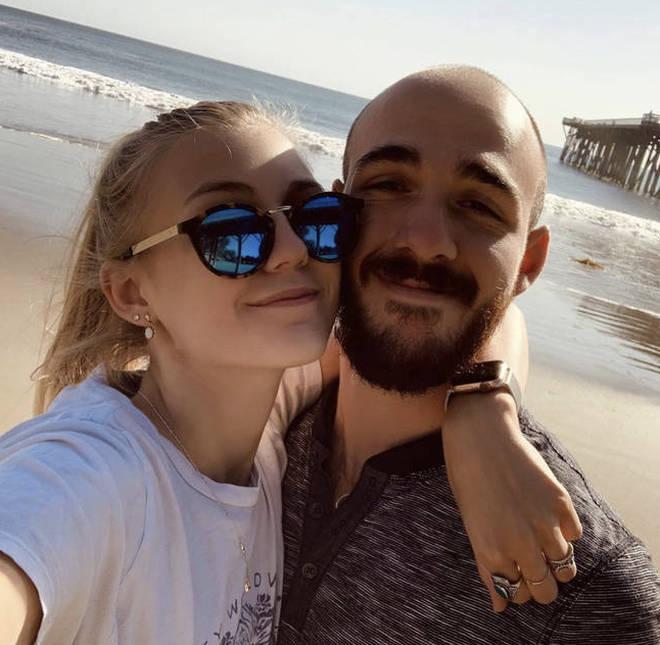 FBI are on the search for Gabby Petito's boyfriend Brian Laundrie