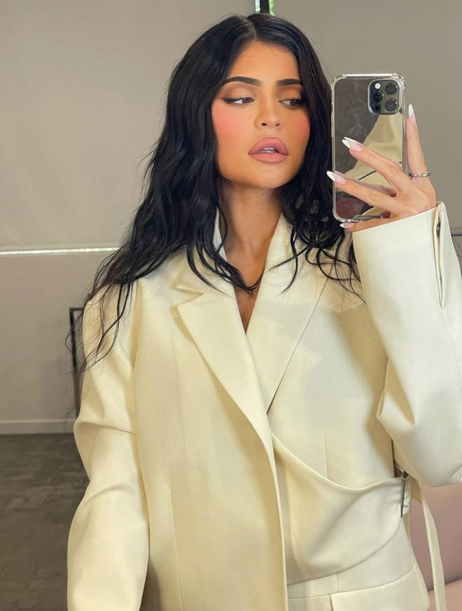 Kylie Jenner fans think she's having a baby boy
