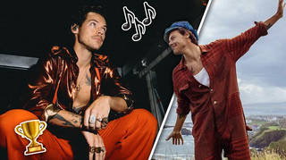 Harry Styles got a moment at the Ivor Novello Awards