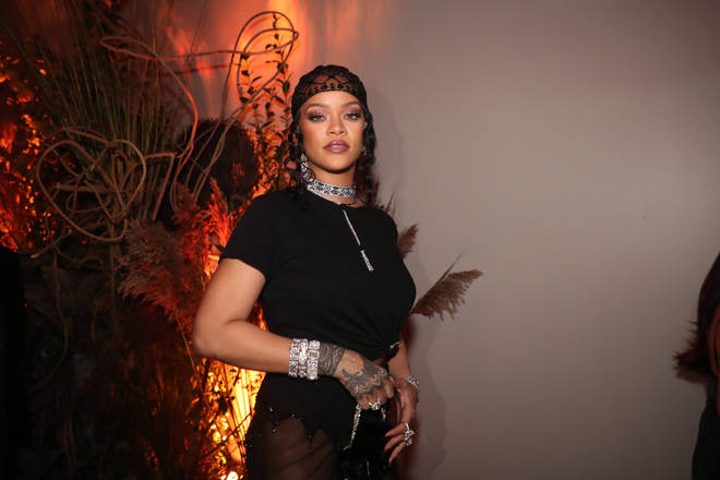 Rihanna will be joined by a star-studded line-up at the Savage X Fenty show