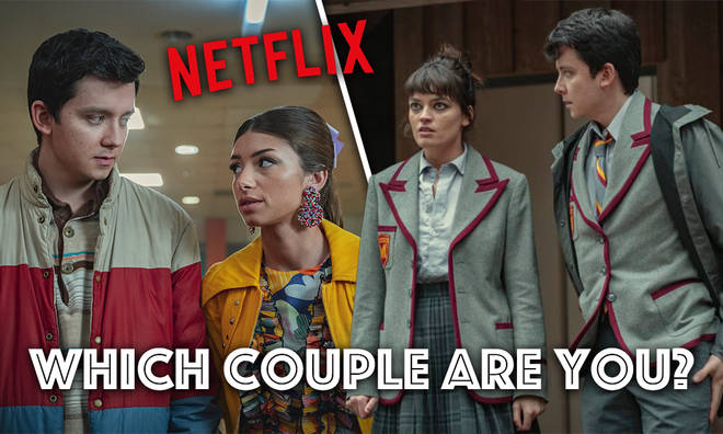 Which couple are you and your beau?
