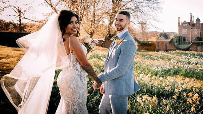 Nikita and Ant split after their honeymoon on MAFS UK