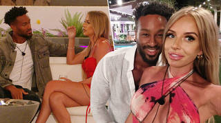 Love Island's Faye and Teddy told fans about their secret conversation in the villa