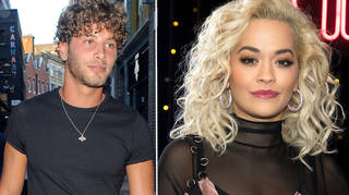 Rita Ora and Eyal Booker 'dating' after Vas Morgan introduced