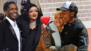 Rihanna and A$AP Rocky's complete relationship timeline