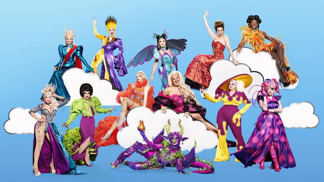RuPaul's Drag Race UK series 3: The queens