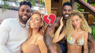 Jena Frumes and Jason Derulo have split following 18 months together