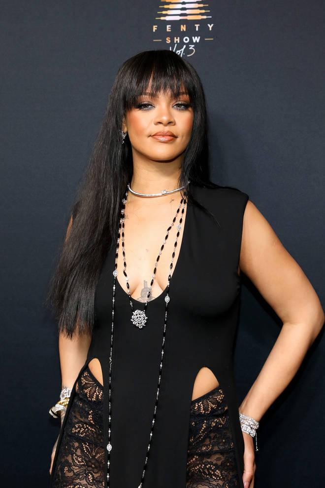 Rihanna has a whopping net worth