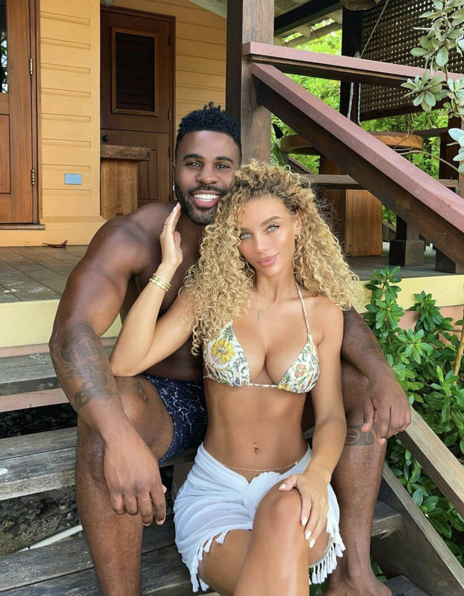 Jason Derulo and Jena Frumes split after 18 months of dating