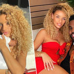 Jena Frumes shared a post dedicated to her son following her split from Jason Derulo