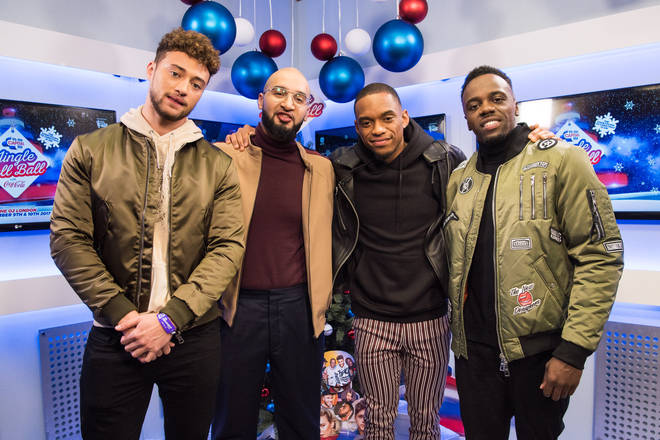 Rak-Su performed 'Holidays Are Coming' for the advert by Coca-Cola