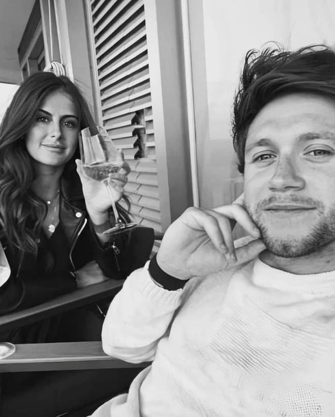 Amelia Woolley and Niall Horan started dating last year