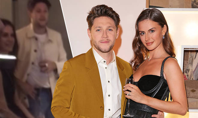 Niall Horan and his girlfriend Amelia Woolley are the definition of couple goals in their rare video!