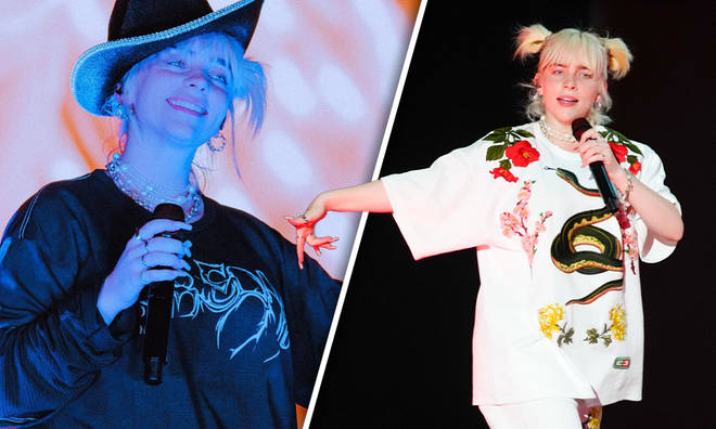 Billie Eilish wasn't afraid to call out the festival security