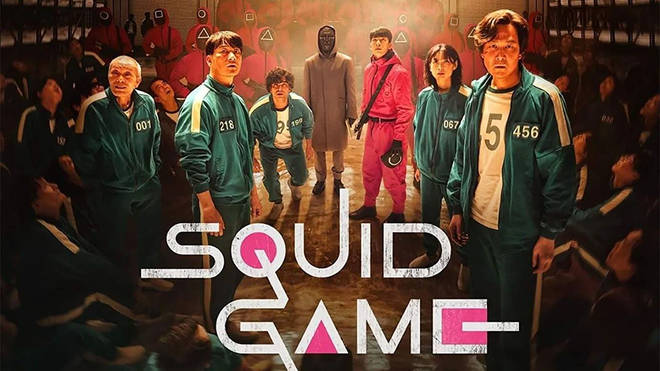 Squid Game is one of Netflix's most viral shows of September