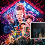 Stranger Things dropped the first full trailer