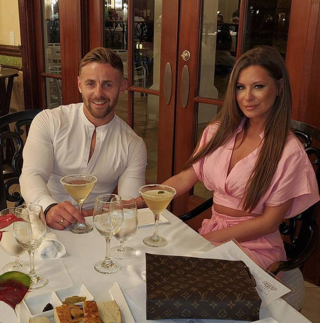 Adam and Tayah seem to be the only loved-up couple on MAFS UK