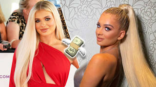 Love Island finalist Liberty Poole has become brand ambassador for In The Style