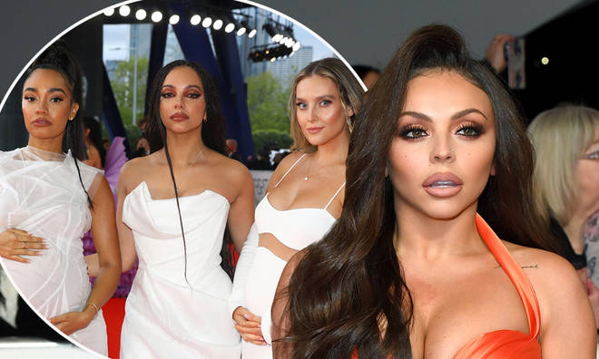 Jesy Nelson praised her 'sisters' Little Mix for their success as a trio