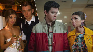 Are Sex Education's Asa Butterfield and Mimi Keene actually dating?