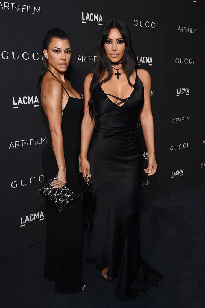 Kim was trolled by Kourtney for the second time this week