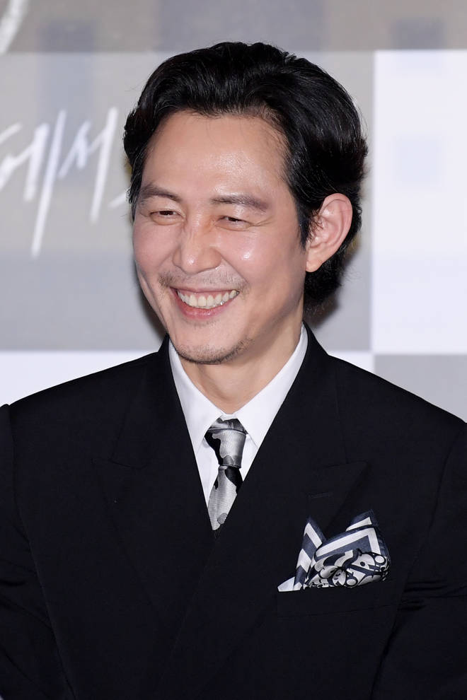 Lee Jung-Jae portays the main character in Squid Game