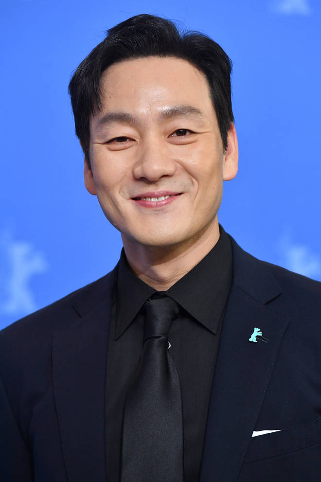 Park Hae-Soo in in the main cast for Netflix's viral show