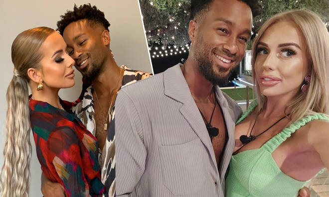 Teddy brought back the ultimate Love Island gesture for Faye