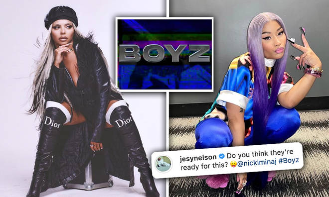 Jesy Nelson's debut as a solo artist is nearly here