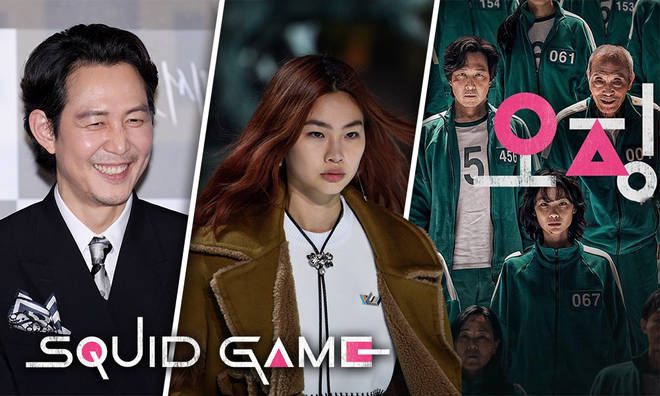 Here's all the info on the Squid Game main cast