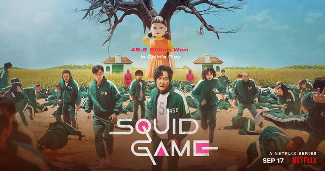 Squid Game is one of Netflix's biggest shows currently