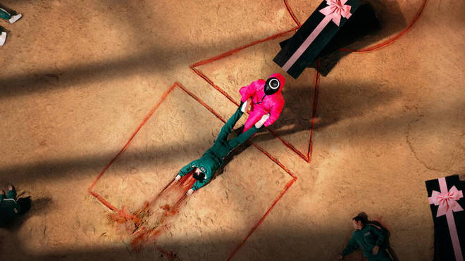 Squid Game is based on a real schoolyard game