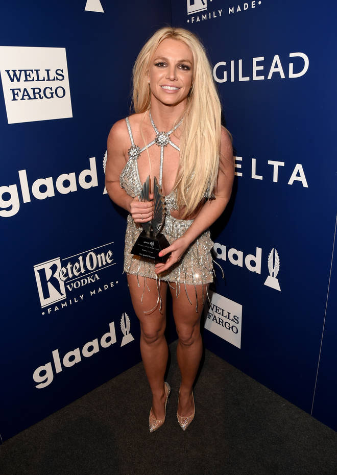 Britney Spears has been under her conservatorship since 2008