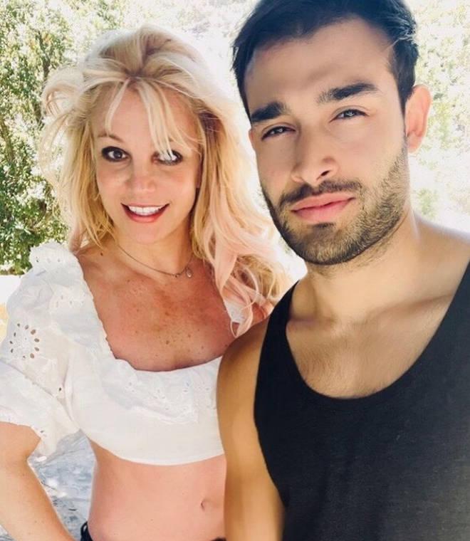 Britney Spears' boyfriend Sam Asghari remains supportive of her