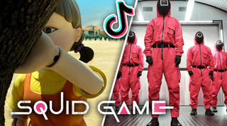Squid Game has started a Tik Tok trend