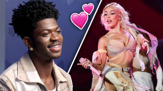 Lil Nas X gets real about his relationship with Doja Cat