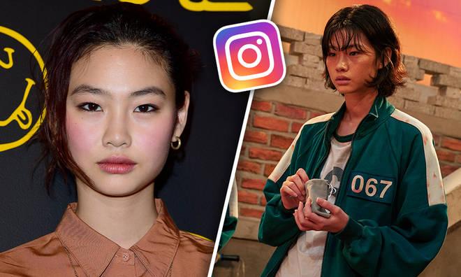 Jung Ho-Yeon's Instagram has blown up...