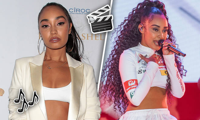 Will Leigh-Anne Pinnock release her first solo song?