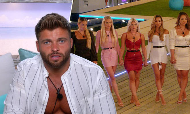 Love Island's Jake revealed he and the girls have cut ties