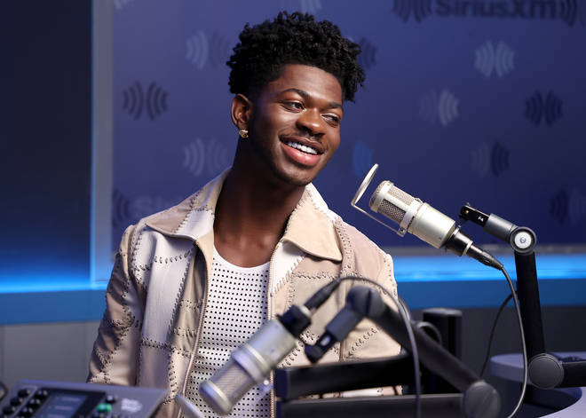 Lil Nas X put the rumours to rest about his love life